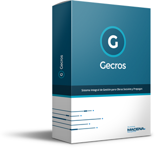 Gecros | Software obra social